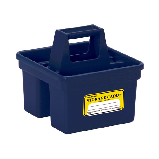 PENCO Storage Caddy (Small) // Navy