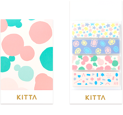 KITTA Washi Tape / KIT011