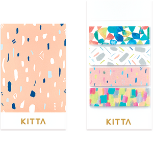 KITTA Washi Tape / KIT037 Prism