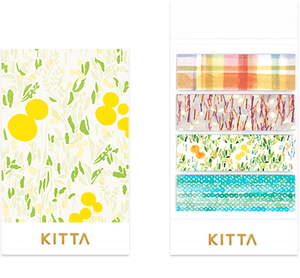 KITTA Washi Tape Picnic / KIT046