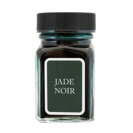 Monteverde Fountain Pen Ink 30ml / Jade Noir