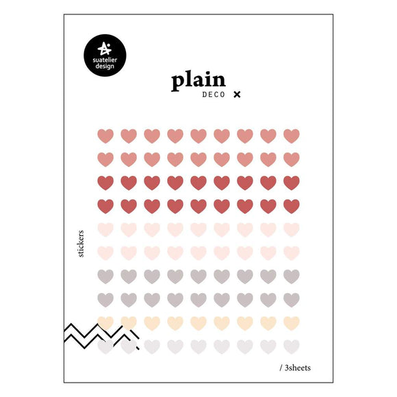 Suatelier Plain 51 Sticker Sheet