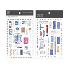 Load image into Gallery viewer, [NEW] Mu Craft Print-On Sticker // Air Mail