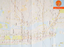 Load image into Gallery viewer, Zeroperzero Folding Railway City Map New York City