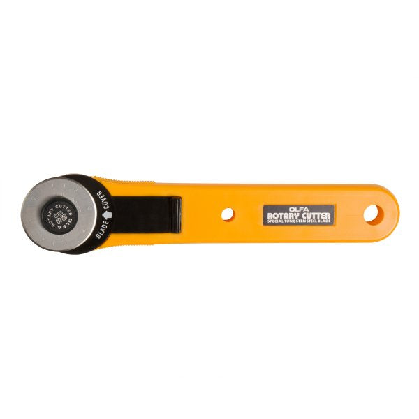 OLFA® 28mm Straight Handle Rotary Cutter
