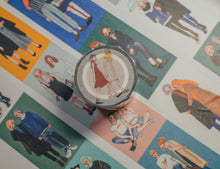 Load image into Gallery viewer, La Dolce Vita Washi Tape // You & Me