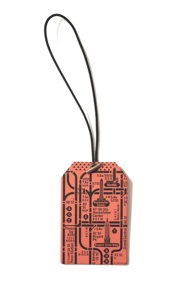 Zeroperzero Luggage Tag / New York City