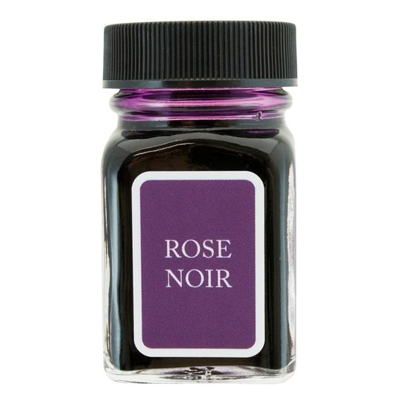 Monteverde Fountain Pen Ink 30ml / Rose Noir