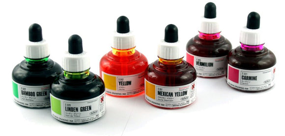 Holbein Standard Drawing Inks