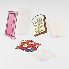 Load image into Gallery viewer, Hobonichi Doraemon 4D Pocket Memo Pad