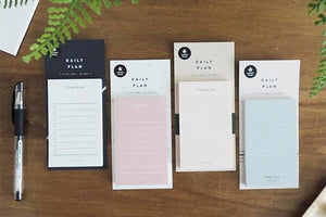 Suatelier Daily Plan Sticky Memo // Pink