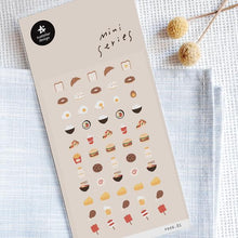 Load image into Gallery viewer, Suatelier Food.01 Sticker Sheet