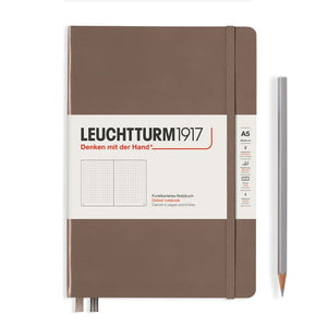 Leuchtturm1917 A5 Hardcover Notebook // Rising Colors