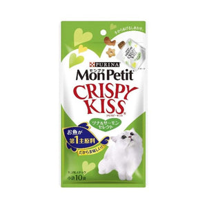 Monpetit Japan Crispy Kiss Tuna & Salmon 30g(3gx10)