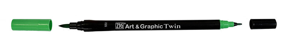 ZIG Art & Graphic Twin