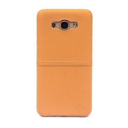 Stuffcool Aristo Leather Hard Back Case Cover for Samsung Galaxy J7 2016