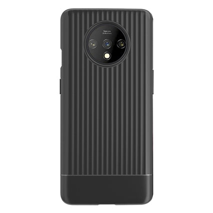 "Aviz Soft Back Case Cover for OnePlus 7T (6.55""-2019) - Black"