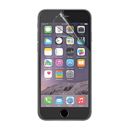 Case-Mate Clear Screen Protector for Apple iPhone 6 / 6S