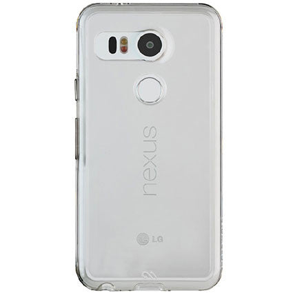Case-Mate Naked Tough Bumper for Nexus 5X