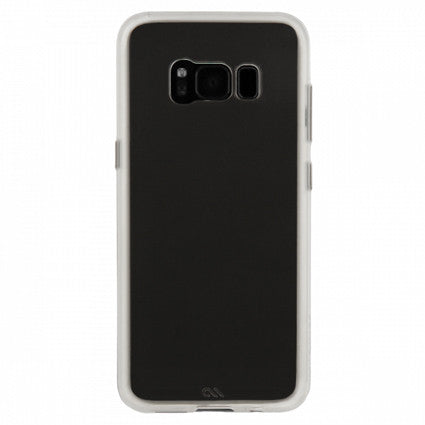 Case-Mate Naked Tough Hard Back Case Cover for Samsung Galaxy S8+ / S8 Plus - Clear