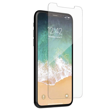 Case-Mate Tempered Glass Screen Protector for Apple iPhone X  (Ultra Glass - 5X Protection) - Ultra Clear