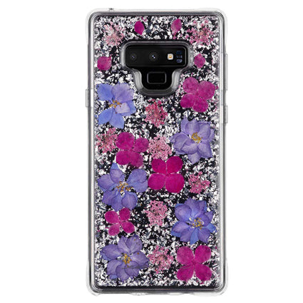 Case-Mate Karat Petals Hard Back Case Cover for Samsung Galaxy Note 9 - Purple