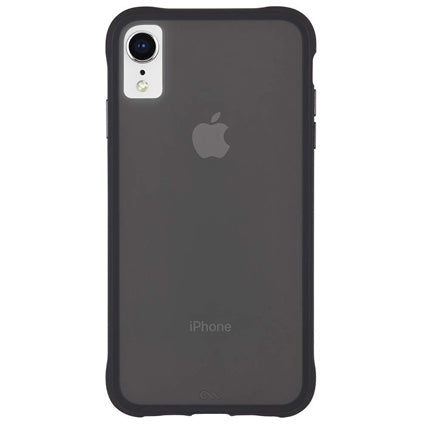 Case-Mate Tough Hard Back Case Cover for Apple iPhone XR - Matte Black