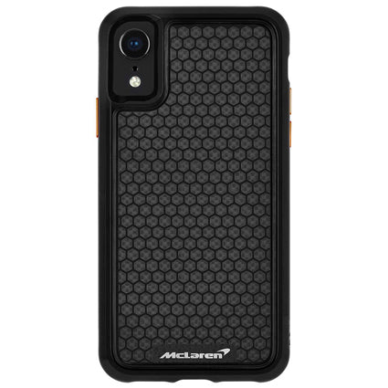 Case-Mate McLaren Hard Back Case Cover for Apple iPhone XR - Black