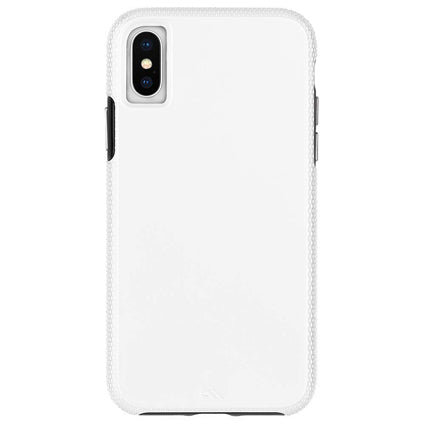 Case-Mate Tough Grip Hard Back Case Cover for Apple iPhone XS / iPhone X