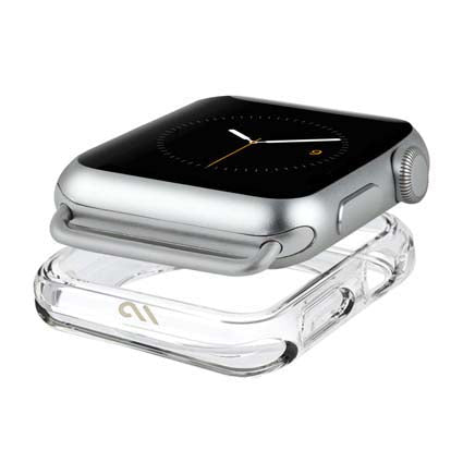 Case-Mate iWatch Bumer Case 30-40mm - Clear
