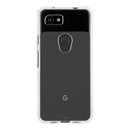 Case-Mate TOUGH Hard Back Case Cover for Google Pixel 3a XL - Clear