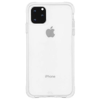 "Case-Mate Tough Back Case Cover for Apple iPhone 11 Pro Max 6.5"" - Clear"