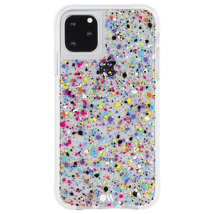 Case-Mate Spray Paint Hard Back Case Cover for Apple iPhone 11 Pro Max 6.5""