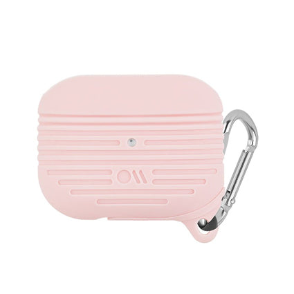 Case-Mate AirPods Pro Tough Case Cover Silicone Compatible with Apple AirPods Pro - Baby Pink
