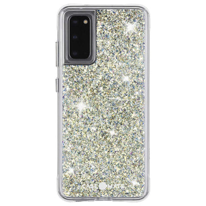 Case-Mate Twinkle Hard Back Case Cover for Samsung Galaxy S20 - Stardust