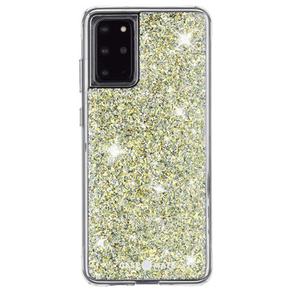 Case-Mate Twinkle Hard Back Case Cover for Samsung Galaxy S20 Plus - Stardust