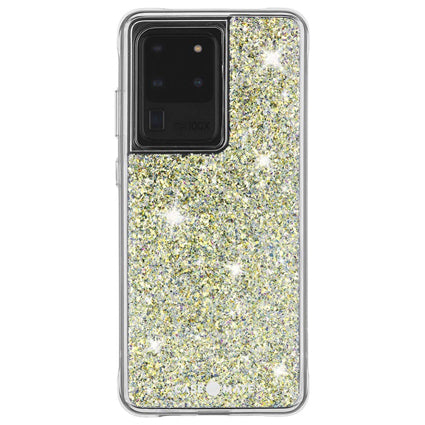 Case-Mate Twinkle Hard Back Case Cover for Samsung Galaxy S20 Ultra - Stardust