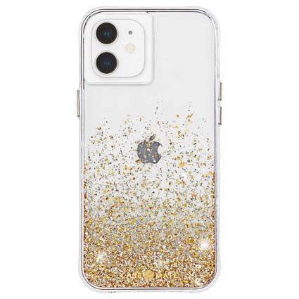 Case-Mate Twinkle Hard Back Case Cover for Apple iPhone 12 5.4""