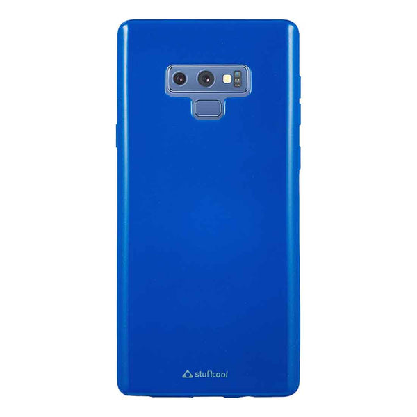 Stuffcool Color Pop Soft Back Case Cover for Samsung Galaxy Note 9