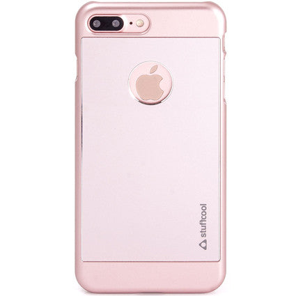 Stuffcool Deco Aluminium Hard Back Case Cover for Apple iPhone 7 Plus