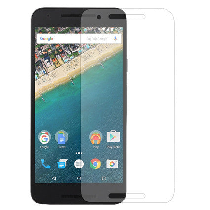 Stuffcool Supertuff- Glass Screen Protector for LG Nexus 5 X