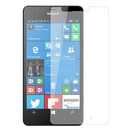 Stuffcool Supertuff Tempered Glass Screen Protector Lumia 950