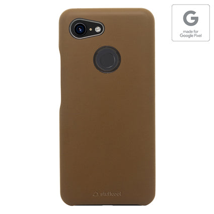 Stuffcool Joli Elegant PU Leather Back Case Cover for Google Pixel 3 (Authorized Made for Google Pixel Accessory)