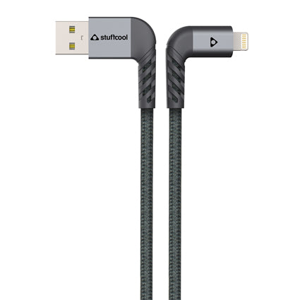 Stuffcool Finesse Sync & Charge Lightning Cable 1.2M