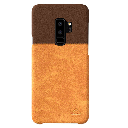 save off 628b7 7d575 Stuffcool Lush Dual Tone PU Leather Back Case Cover for Samsung Galaxy S9+  / S9 Plus