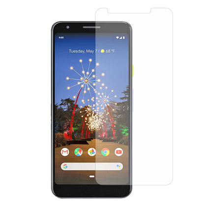 Stuffcool Mighty Tempered Glass Screen Protector for Google Pixel 3a XL - Clear