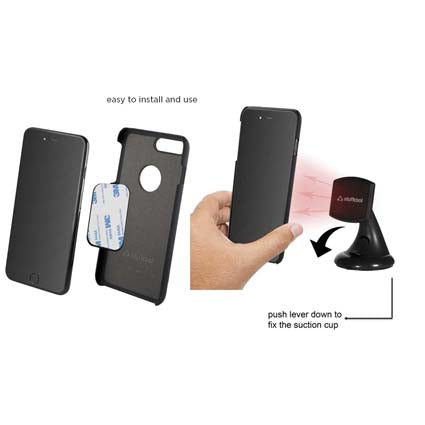 e5e255a1c ... Stuffcool Mag Hold Magnetic Universal Car Mount Holder for All  Smartphones