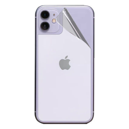 Stuffcool Mighty Shield Super Clear Back Protector for Apple iPhone 11 6.1""