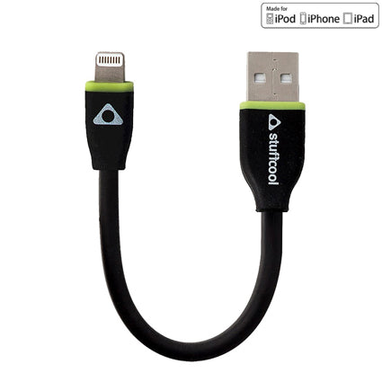 Stuffcool Minima 2.4Amp Lightning Cable 12cm