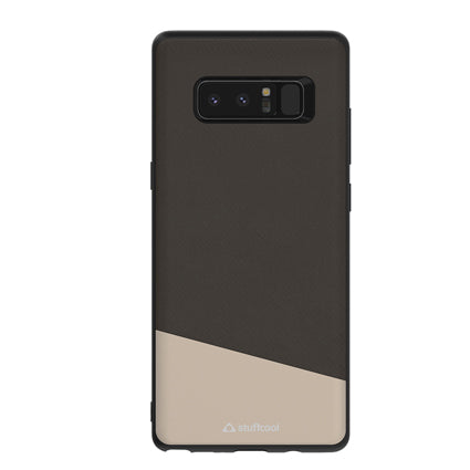 Stuffcool Perla Dual Tone Fashion & Stylish Back Case Cover for Samsung Galaxy Note 8